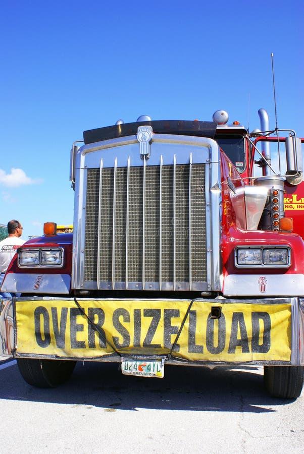 amerikansk lastbil fotografering för bildbyråer