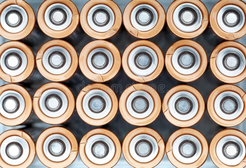 amerikanska motorförbundet för elektriska batterier för texturmotorförbundet arkivbild