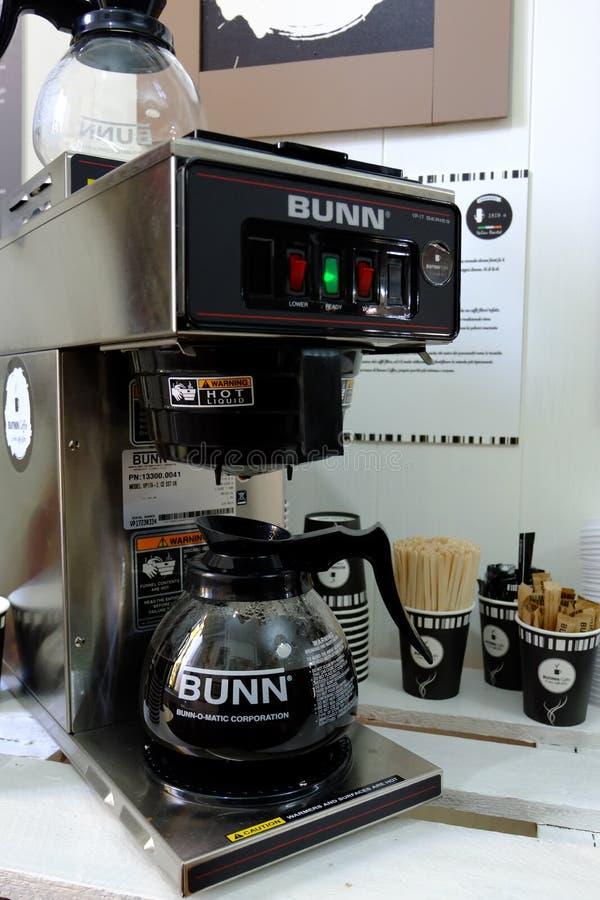 amerikanskt kaffe royaltyfri foto
