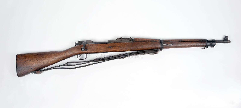 amerikanskt m1903 gevär springfield