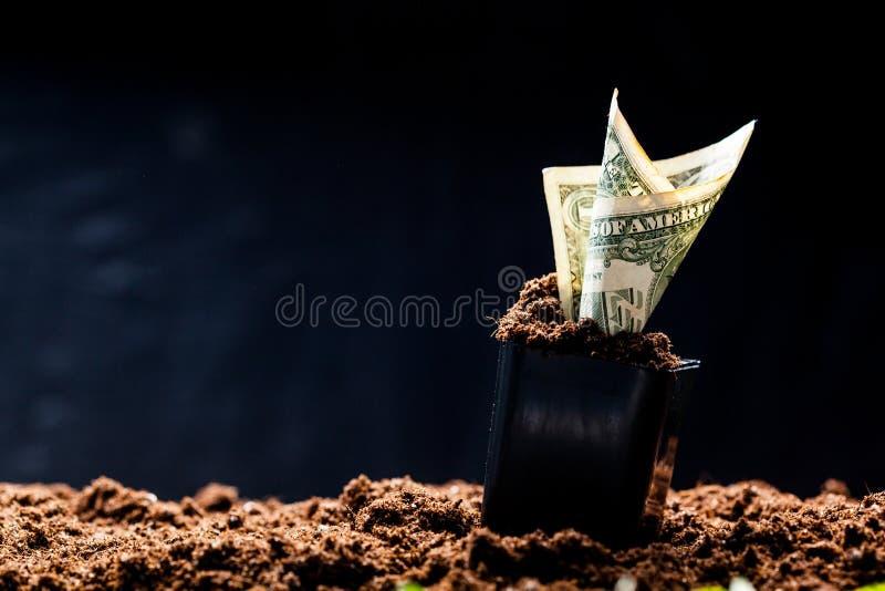Amerykańscy dolary r zdjęcie stock