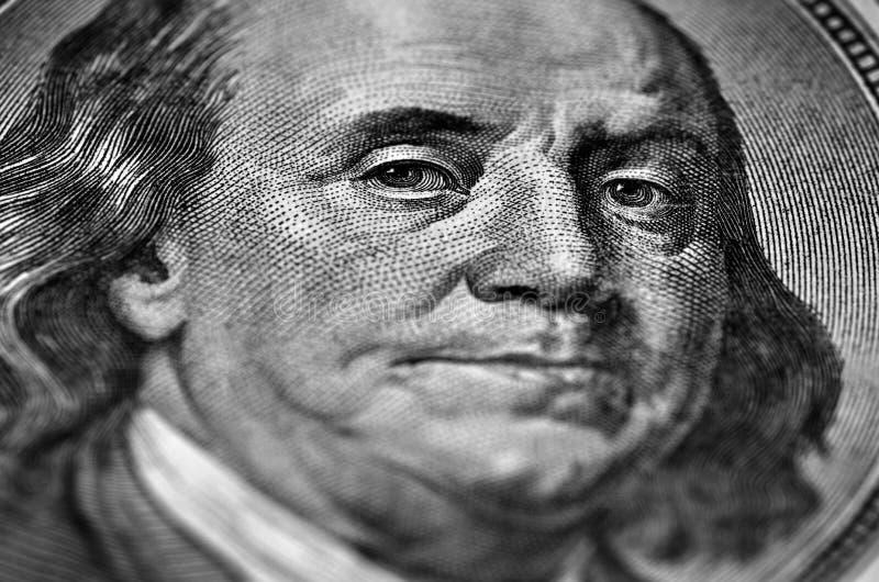 Amerykańscy dolary waluty Reprezentuje bogactwo i bogactwa zdjęcia royalty free