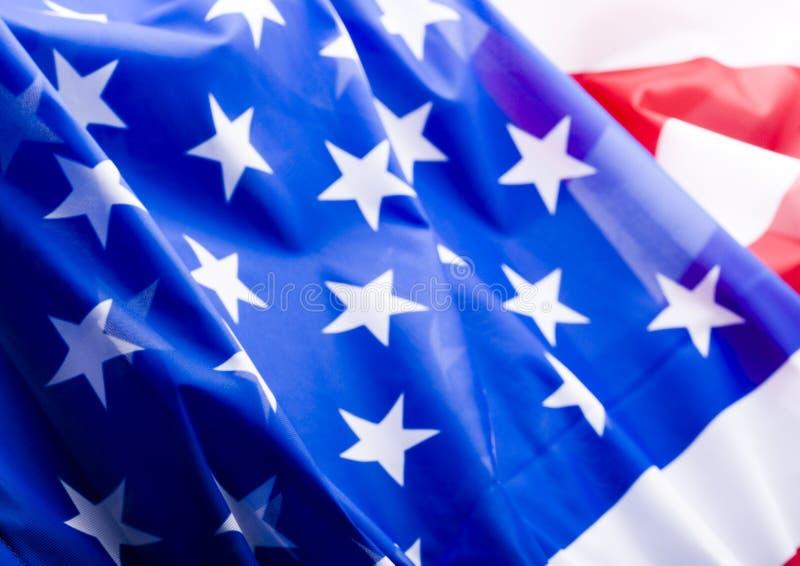 amerykańska flaga zdjęcia stock