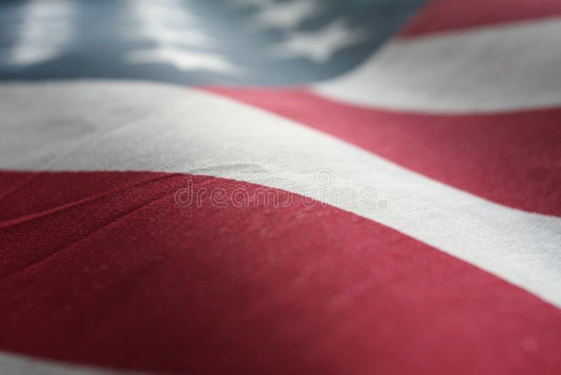 amerykańska flaga obraz stock
