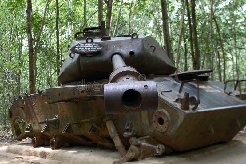 amerykański czołg zdjęcia royalty free