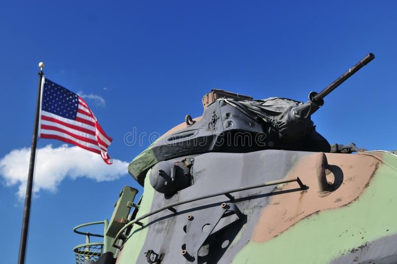Amerykański Czołg Obrazy Royalty Free
