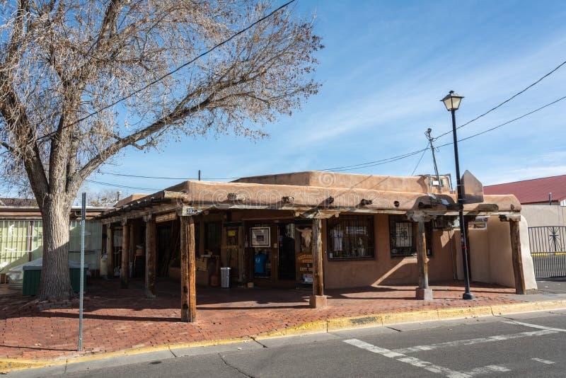 Amerykański Międzynarodowy grzechotnika muzeum w Albuquerque, NM zdjęcia royalty free