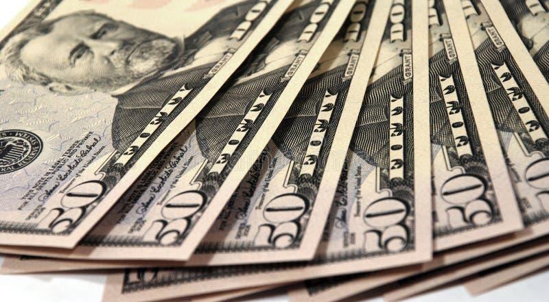 amerykański pieniądze zdjęcia royalty free