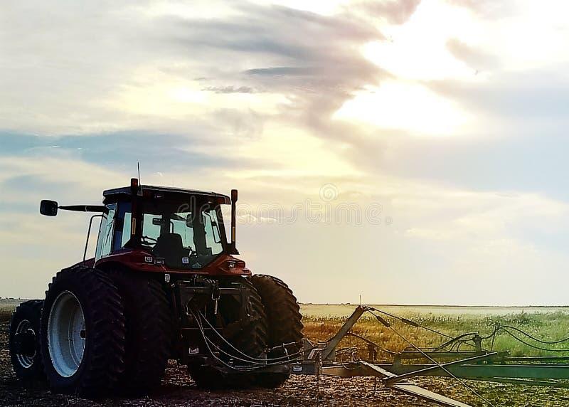 AMERYKAŃSKI rolnik zdjęcie royalty free