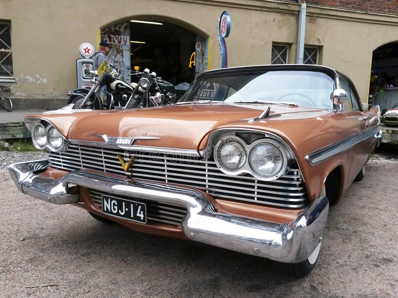 amerykański samochód zdjęcie stock