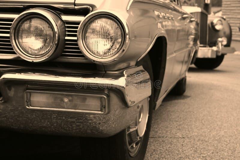 amerykański samochód mięsień zdjęcie royalty free