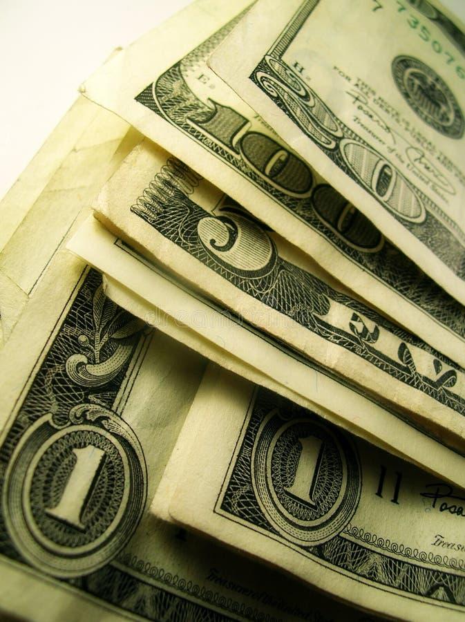 amerykańskiej waluty zdjęcia royalty free