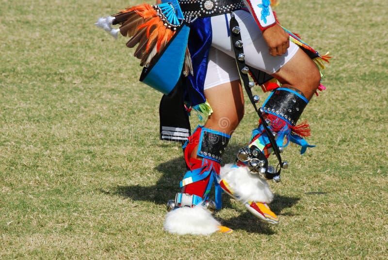 Amerykańsko-indiański Pow no! no! obrazy royalty free