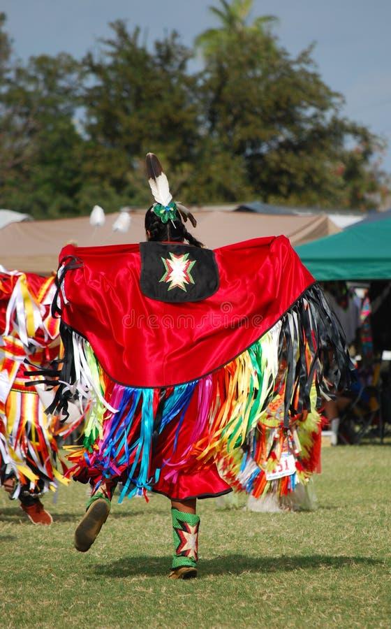 Amerykańsko-indiański Pow no! no! zdjęcie royalty free