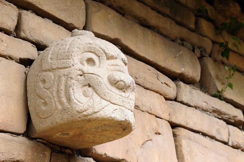 Ameryka Południowa, Peru, ruiny Wari kultura, Peru (Huari) obrazy royalty free
