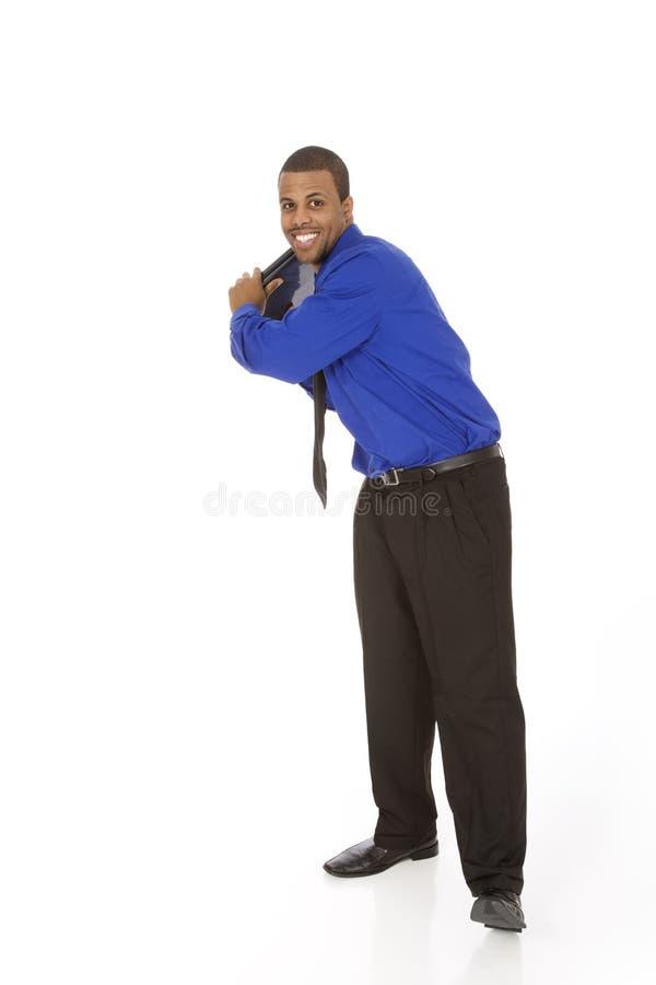 amerykanin afrykańskiego pochodzenia obraz stock