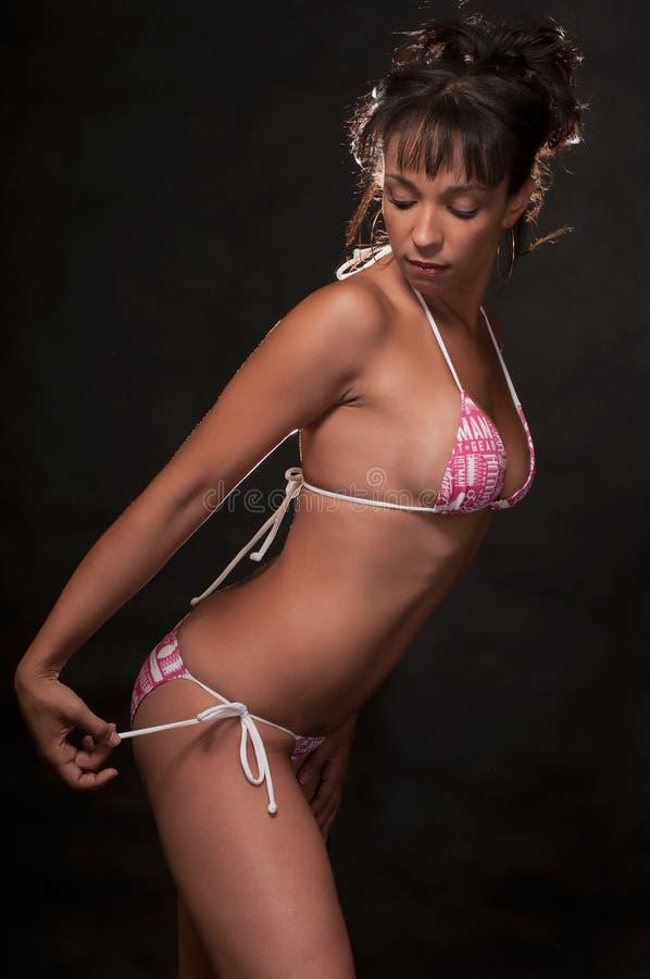 amerykanin afrykańskiego pochodzenia atrakcyjny zdjęcia royalty free
