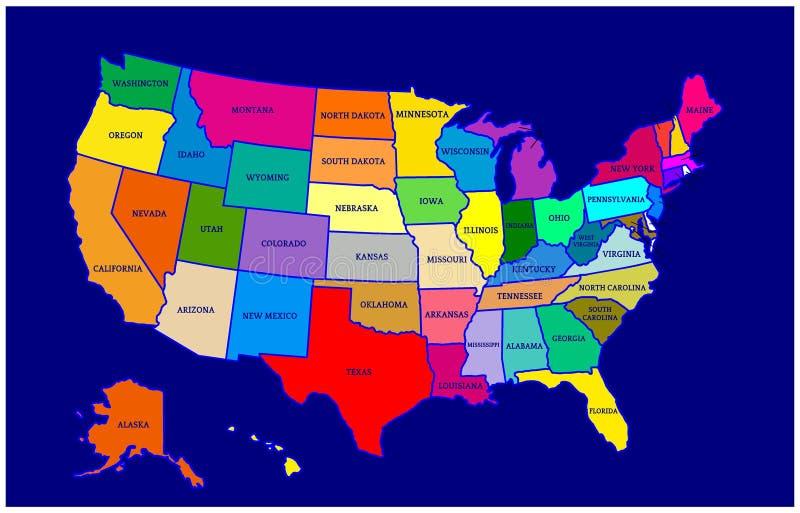ameryki stany zjednoczone zdjęcia stock