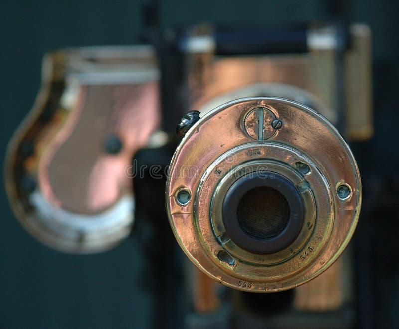 Ametralladora de WWI imágenes de archivo libres de regalías