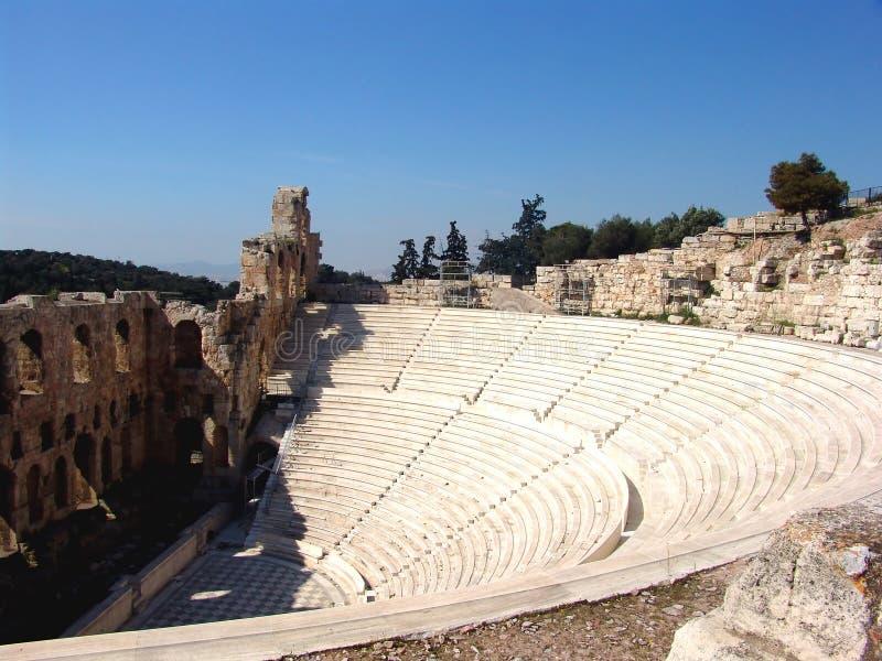 Amfitheater 3 royalty-vrije stock foto's