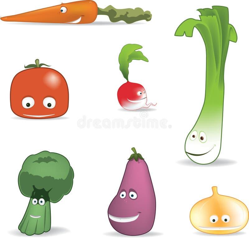 Amici delle verdure immagine stock libera da diritti
