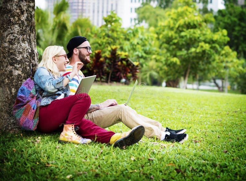 Amici Team Togetherness Unity Concept della Comunità di legame fotografie stock libere da diritti