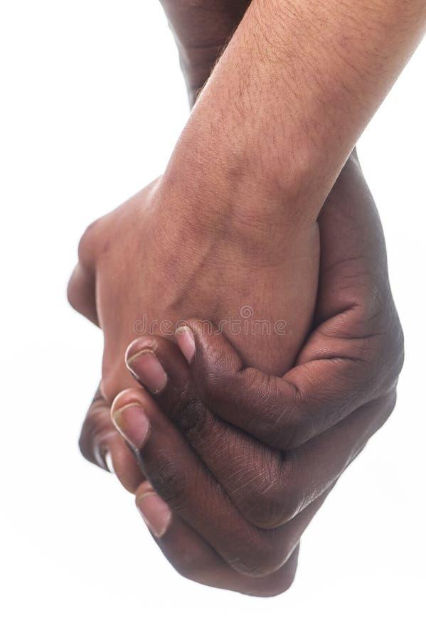Amicizia e concetto di amore fra l'uomo e woman fotografia stock
