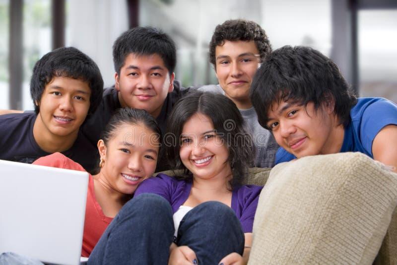 Amicizia etnica multi immagini stock libere da diritti