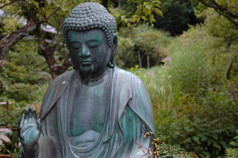 Download Amida Boedha stock afbeelding. Afbeelding bestaande uit godsdienst - 25277