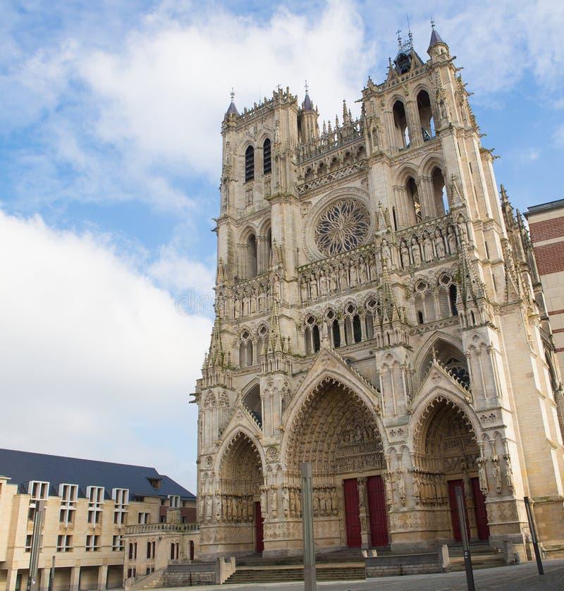 Amiens royaltyfri bild