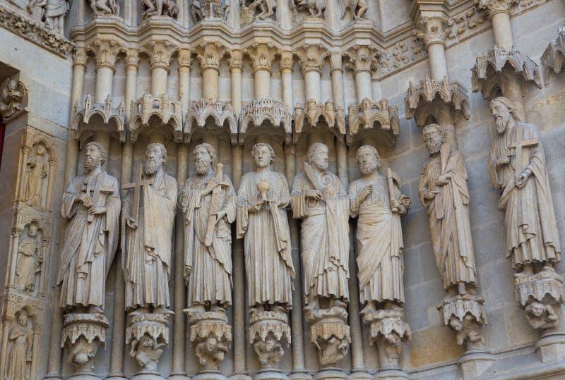 Amiens royaltyfria bilder