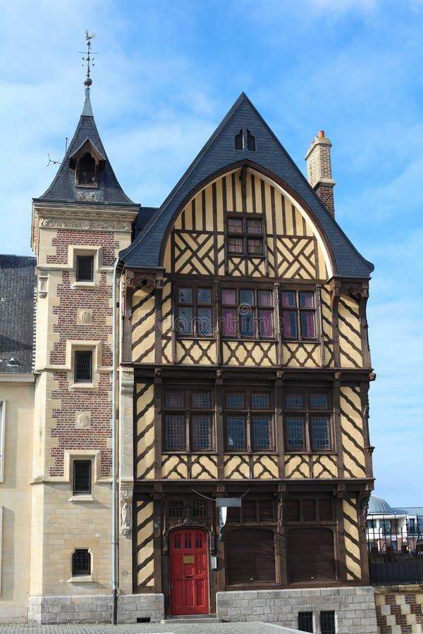 Amiens royaltyfri fotografi