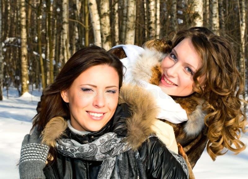 Amigos fotografia de stock royalty free