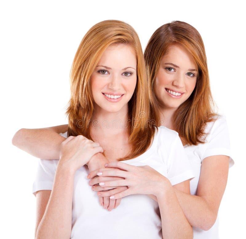 Amigos adolescentes imagens de stock royalty free