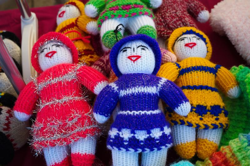 Handmade Gift Doll in Traditional Mexican outfit Amigurumi Plush