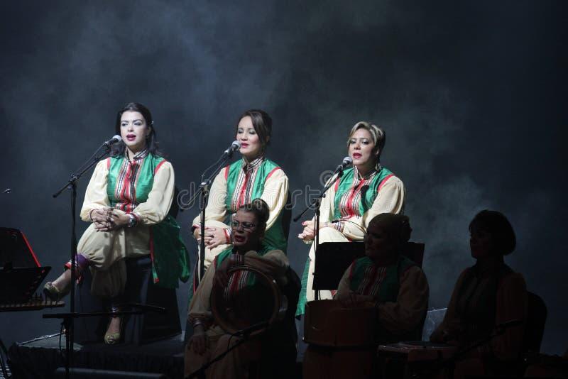 Download Amina Srarfi & El Azifet Performs At Bahrain Editorial Stock Photo - Image of amina, celebration: 27017473