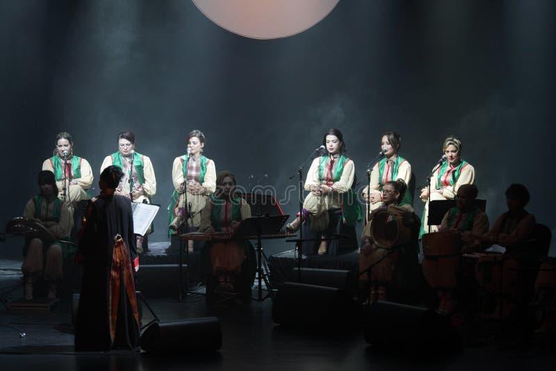 Download Amina Srarfi & El Azifet Performs At Bahrain Editorial Image - Image: 27017595