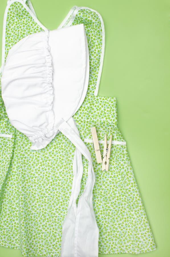 Amische Kleidung lizenzfreie stockfotografie