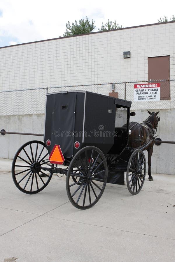 Amish fotografia de stock royalty free