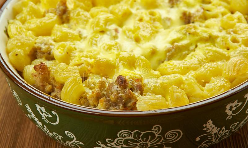 Amish Country Casserole. For many homestyle dishes stock images