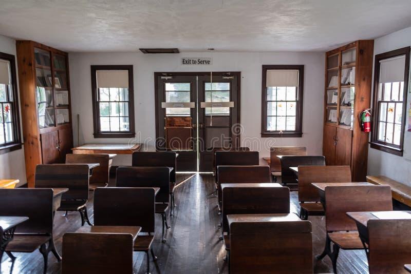 Amish Village building, Pennsylvania royalty free stock photography
