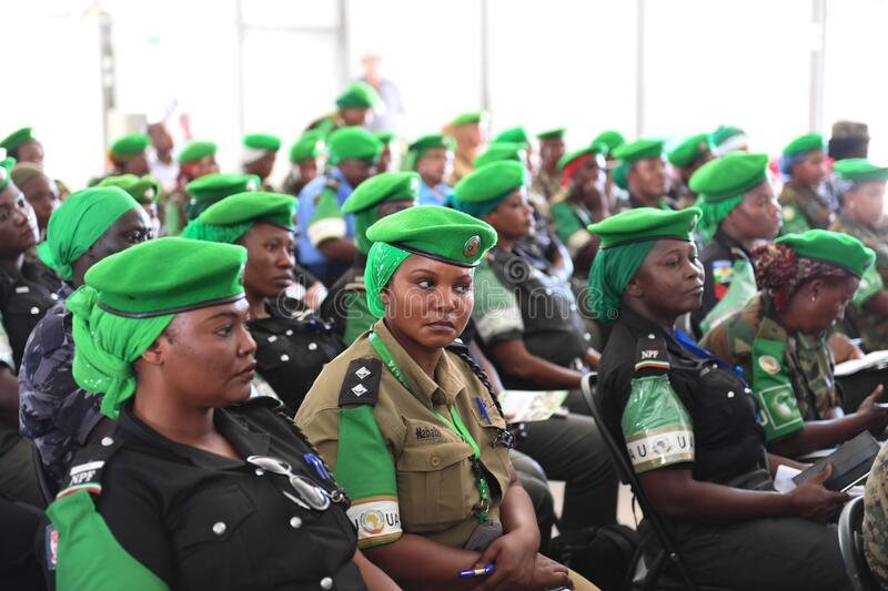 2012_12_12_amisom_female_peacekeepers' Conference-5 Free Public Domain Cc0 Image