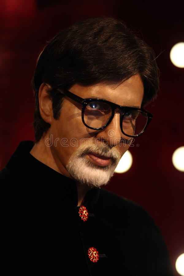 Amitabh bachan stock photos