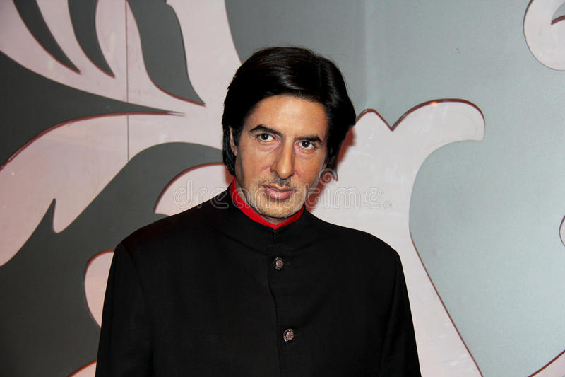 Amitabh Bachchan stock foto's