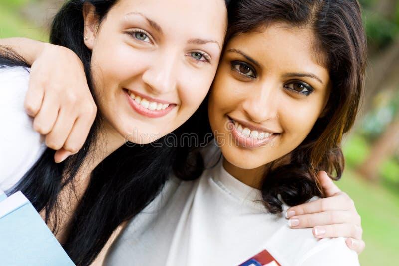 Amizade foto de stock