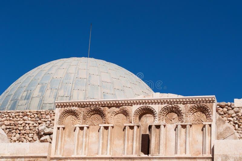 Amman, Giordania, Medio Oriente fotografia stock