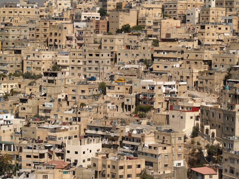 Amman - il Giordano immagine stock