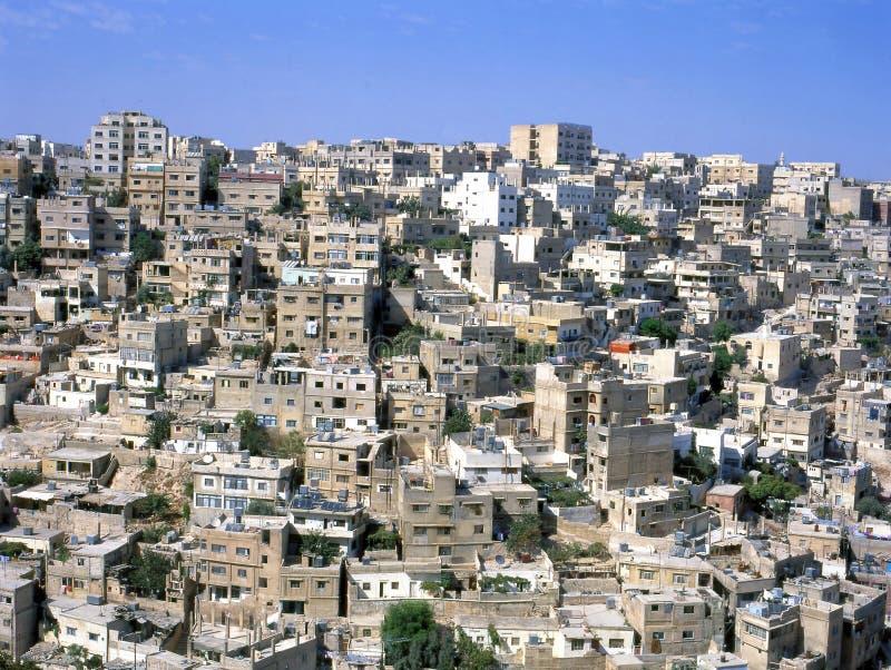 Download Amman in Jordan stock photo. Image of citadel, architecture - 5584664