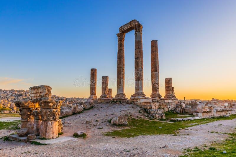 Amman, Jordan stock image
