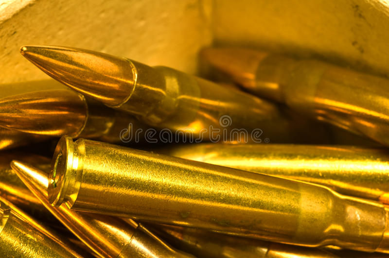 Download Ammunition 8X57 IS Stock Photo - Image: 28729790